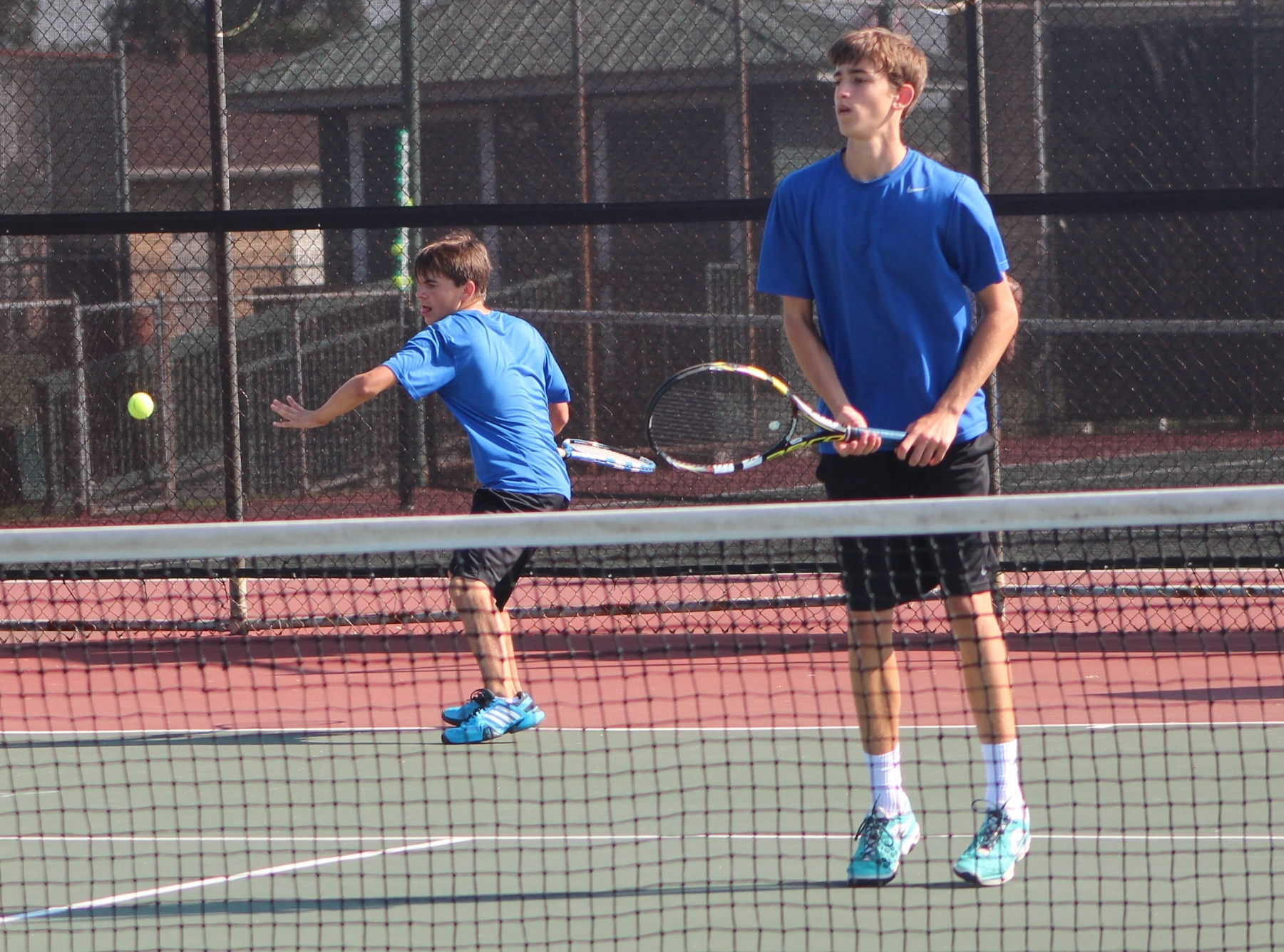 lutcher catholic singles The chs tennis team a defeated lutcher 4-0 on wednesday, february 12 the bears were led by singles victories from peyton stewart and paul lewis and doubles victories from michael paul bienvenu with matthew greene.